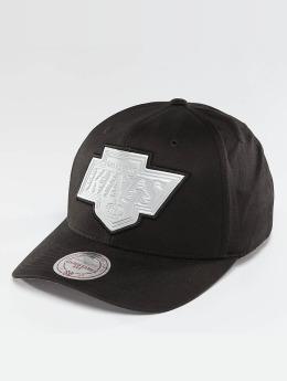 Mitchell & Ness Snapbackkeps NHL Hyper 110 Flexfit LA Kings svart