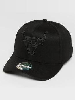 Mitchell & Ness Snapbackkeps 110 Curved Tonal Chicago Bulls svart