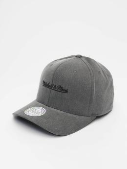 Mitchell & Ness Snapbackkeps Own Brand Washed Denim 110 Curved svart