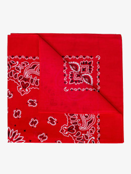 MSTRDS Bandana/Durag Printed rosso
