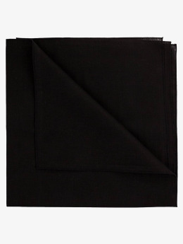 MSTRDS Bandana-huivit Blank musta