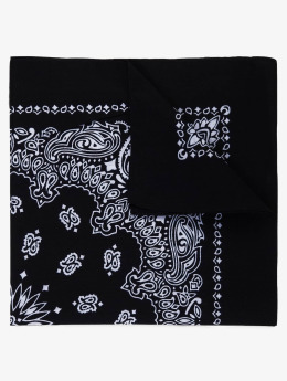 MSTRDS Bandana Printed noir
