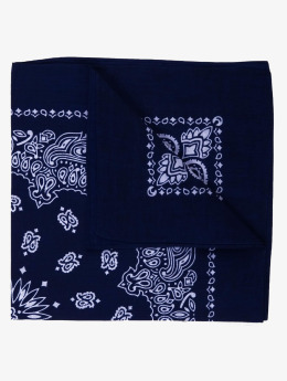MSTRDS Bandany/Durags Printed niebieski