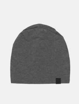 MSTRDS Beanie Jersey grigio