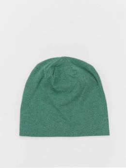 MSTRDS Beanie Heather Jersey groen