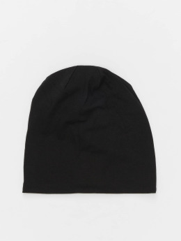MSTRDS Beanie Jersey Reversible negro