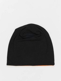 MSTRDS Beanie  Jersey Reversible   orange