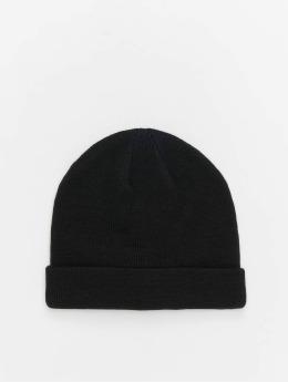 MSTRDS Beanie Short Cuff Knit schwarz