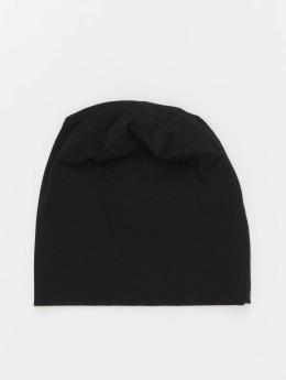 MSTRDS Beanie Jersey schwarz
