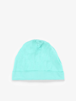 MSTRDS Beanie Pastel Jersey turquois