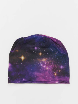 MSTRDS Beanie Printed Jersey variopinto