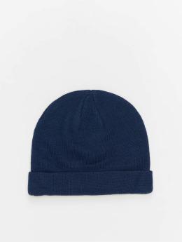 MSTRDS Bonnet Short Cuff Knit bleu