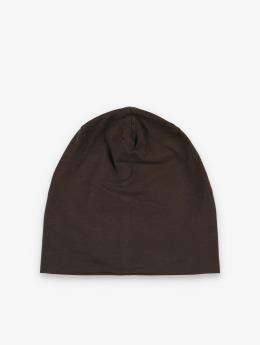 MSTRDS Bonnet Jersey brun