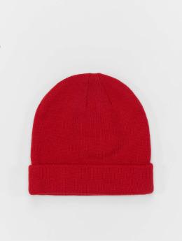 MSTRDS Bonnet Short Cuff Knit rouge