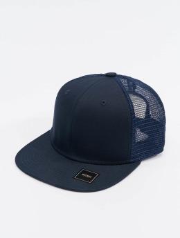 MSTRDS Casquette Trucker mesh Money Clip bleu