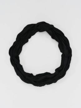 MSTRDS Echarpe Wrinkle Loop  noir