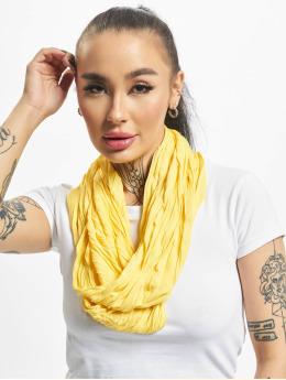 MSTRDS Huivit / kaulaliinat Wrinkle Loop keltainen