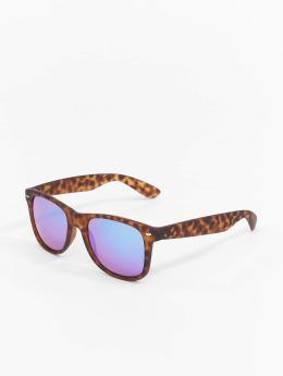 MSTRDS | Likoma Mirror brun Homme,Femme Lunettes de soleil
