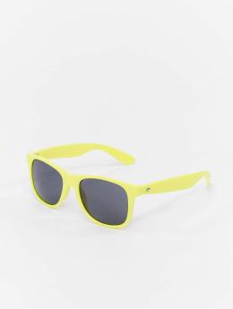 Mstrds Groove Shades GStwo - Lunettes de soleil pour Homme - Jaune N6WJa8