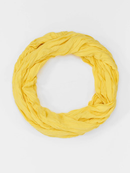 MSTRDS sjaal Wrinkle Loop geel