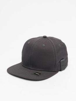 MSTRDS Snapback Cap Money Clip grau