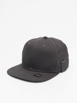 MSTRDS Snapback Cap Money Clip  grey