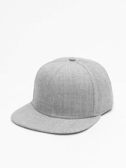 MSTRDS Snapback Cap Money Clip  grigio