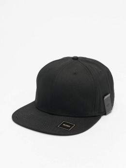 MSTRDS Snapback Cap Money Clip  nero