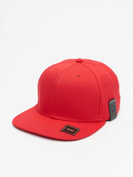 MSTRDS Snapback Cap Money Clip rosso