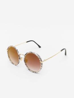 MSTRDS Männer,Frauen Sonnenbrille January in beige