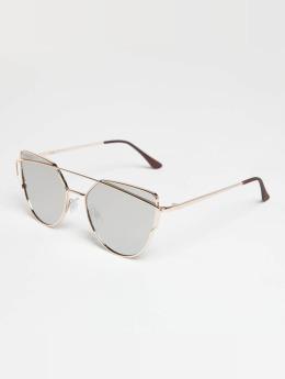 MSTRDS Männer,Frauen Sonnenbrille July in goldfarben