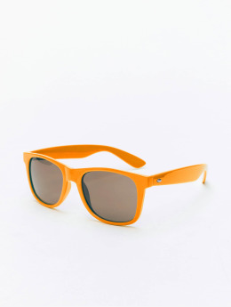 MSTRDS Sonnenbrille Groove Shades GStwo orange