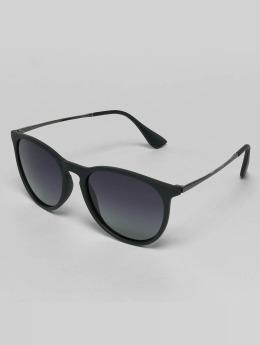 MSTRDS Männer,Frauen Sonnenbrille Jesica Polarized Mirror in schwarz