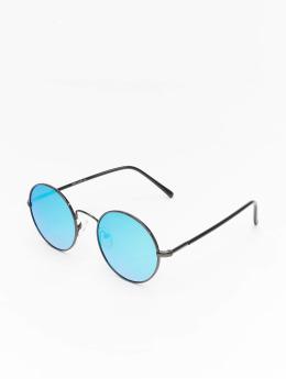 MSTRDS Männer,Frauen Sonnenbrille Flower Mirror in silberfarben