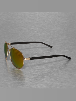 MSTRDS Zonnebril Shades Mumbo Mirror goud
