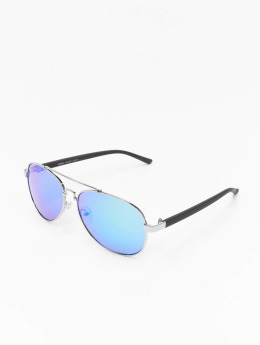 MSTRDS Zonnebril Shades Mumbo Mirror zilver