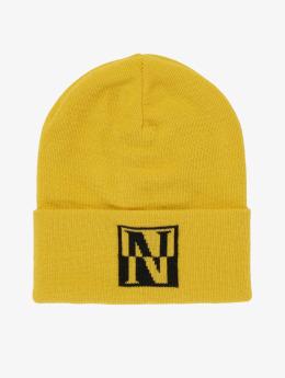 Napapijri шляпа Fal желтый