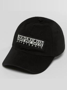 Napapijri Flexfitted Cap Flon schwarz
