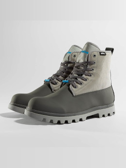 Native Vapaa-ajan kengät Johnny TrekLite harmaa