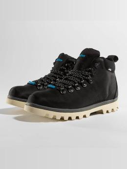 Native Vapaa-ajan kengät Fitzsimmons TrekLite musta