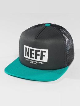 NEFF Кепка тракер Corpo серый