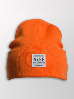 NEFF Beanie Lawrence orange