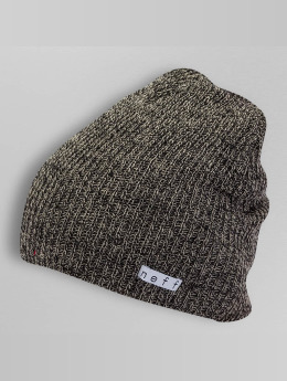 NEFF Beanie Daily Heather schwarz