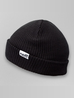 NEFF Beanie Fold zwart
