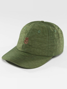 NEFF Casquette Snapback & Strapback Step Dad olive