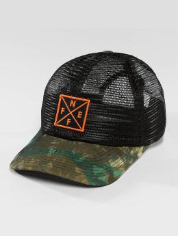 NEFF Casquette Trucker mesh Coolman camouflage