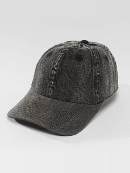 NEFF Snapback Cap Step Dad grigio