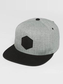 NEFF snapback cap Y grijs