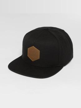 NEFF snapback cap Y zwart