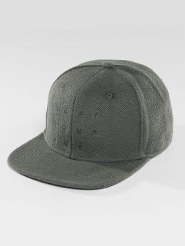 NEFF Snapback Caps Bagette grå